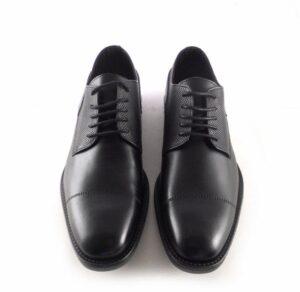 Zapatos vestir con cordones hombre piel Innova Shoes color negro