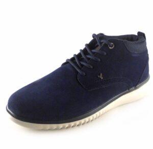 Botas hombre YUMAS Teide azul marino 43024