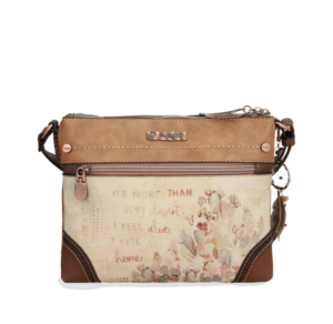 Bolso bandolera Anekke Arizona doble bolsillo