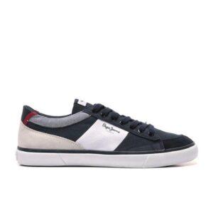 Zapatillas deportivas PEPE JEANS Kenton Sport azul marino