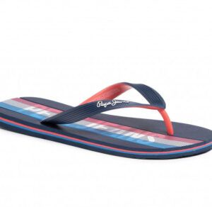 Chanclas para hombre PEPE JEANS Hawi Mark Marine