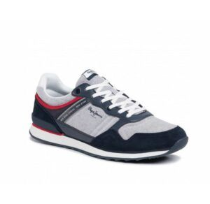 Sneakers para hombre PEPE JEANS Cross 4 Chambray