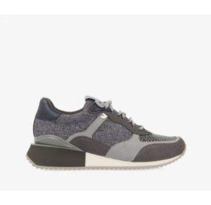 Sneakers mujer GIOSEPPO azules con brillos Hurum