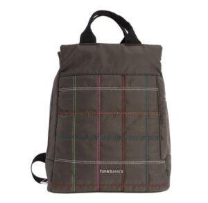 Bolso mochila nylon FUN&BASICS acolchado